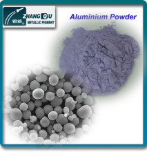 Spherical aluminium powder