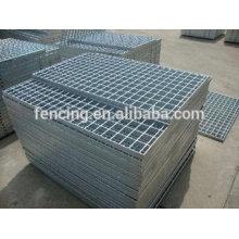 precio de rejilla de acero inoxidable de hormigón galvanizado