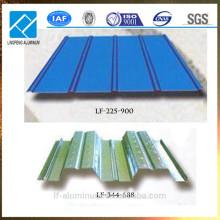 Aluminium Dachbleche Preis pro Blatt für Haus Dachdecker für Fabrik
