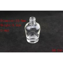 Custom Made Nail Polish Glass Bottle