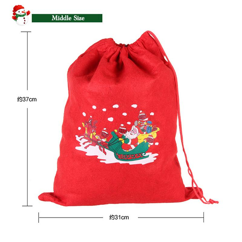 Festive Canvas Bag