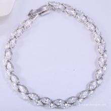 Bracelet pour femmes zircon bijoux en pierre mères jours cadeau bracelet