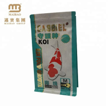 High class custom aquarium fish food packaging bags