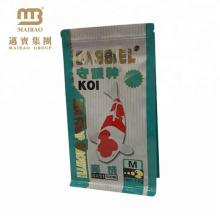 Sacos de embalagem de comida de peixe de aquário personalizado de alta classe