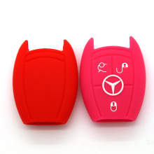 Mercedes Benz Silicone Smart Car key Protector cover