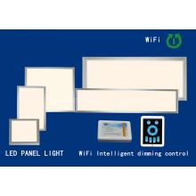 Novo 6060 54W WiFi inteligente Dimmable controlado SMD Painel Light