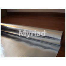 Double Side Foil-Scrim-Kraft Facing, Reflektierende und Silber Dach-Material Aluminium Folie Faced Laminierung