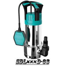 (SDL400D-38) Bombas de agua italiano eléctrico de acero inoxidable para inicio desagüe certificado de la UL de Ce