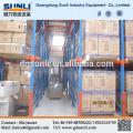 Industrielle selektive Heavy Duty Palette Metall Bars Lagerregal