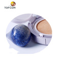 2 Piece power puff with package diamond Silicone Makeup Sponges Makeup Puff for Foundation BB Cream Essentia