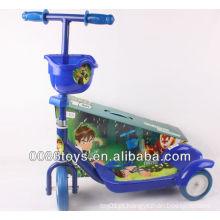 Brinquedo scooter criança
