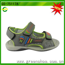 New Arrival High Quality Sport Sandal for Kids Boy (GS-75117)