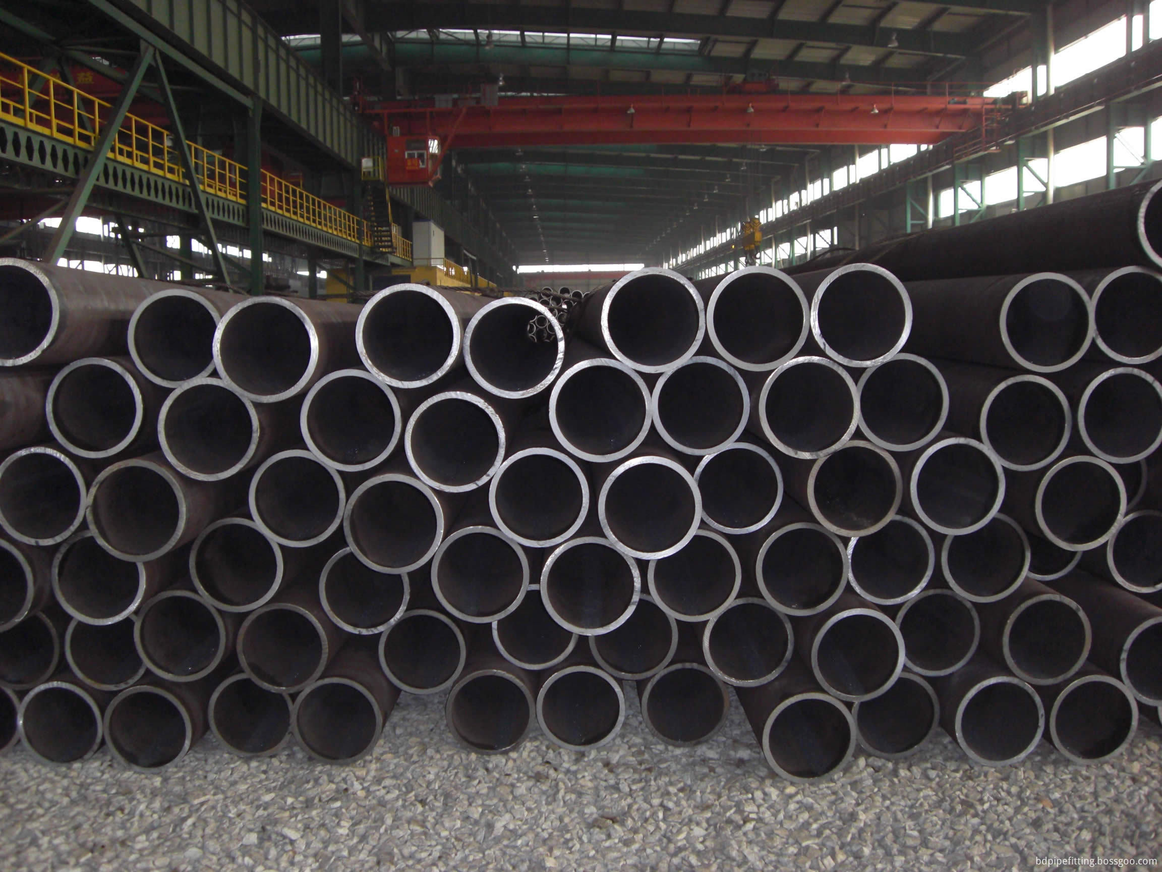 ASTM A213 Cold Drawn Seamless Tube Alloy Steel Pipe