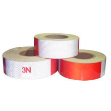 Colored PVC / Pet Based Truck Vehicle Adhesive Light Reflective Tape