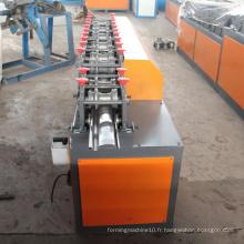 Machines à portes à volet roulant en acier manufacturé