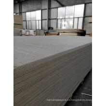 Okume Veneer Faced Plywood
