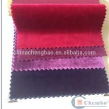 China venta al por mayor cortinas de terciopelo rojo etapa para la venta