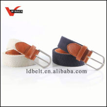High-quality fashion knit fabric belts