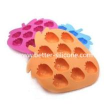 Профессиональная форма для силиконового торта с фруктами