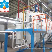 China TOP 10 marca de máquina de refinaria de óleo de girassol