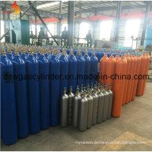 99,9% N2O-Gas gefüllt in 5L-Zylindergas mit Ventil