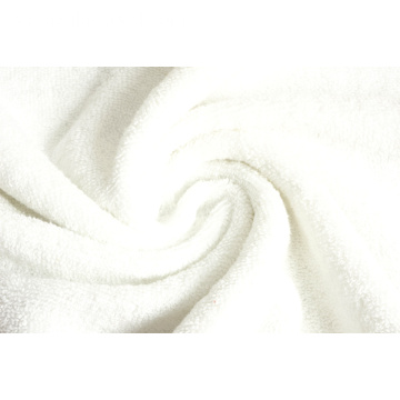 Zero Twist Garn Softest White Bath Handdukar