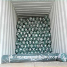 Shade cloth ISO factory black and green
