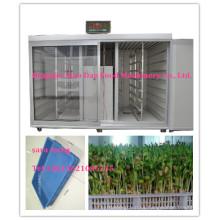 Máquina comercial de la hidroponía / máquina de la planta de semillero del brote / máquina animal de la forraje