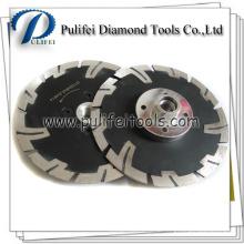 Beton Granit Stein Verwendung Diamant Sägeblatt für Handschleifer
