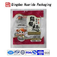 Malote colorido do empacotamento plástico de saco do alimento dos macarronetes de Udon da fábrica direta