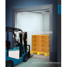 Buen precio Nuevo diseño Cargo Lift