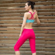 Custom Made Crossfit Women Running Sports Bra