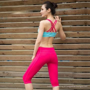 Custom Made Crossfit Mulheres correndo Sports Bra