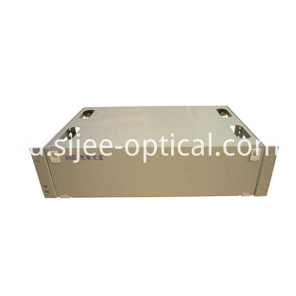 Rack Mount Fiber Optic Distribution Box