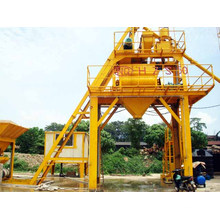 Hzs 50 Stationary Concrete Batching Plant (50m3/h)