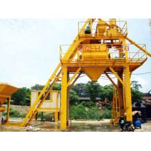 Estação de lotes de concreto estacionário Hzs 50 (50m3 / h)