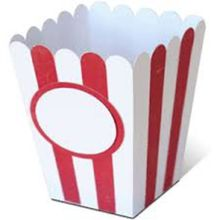Kertas Popcorn Kertas Segar Kertas Popcorn Kertas