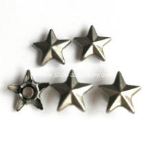12mm Star Rivets for Leather Items