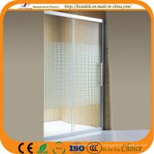 1 Сторона раздвижные двери стеклянная душевая кабина (АДЛ-8A3)