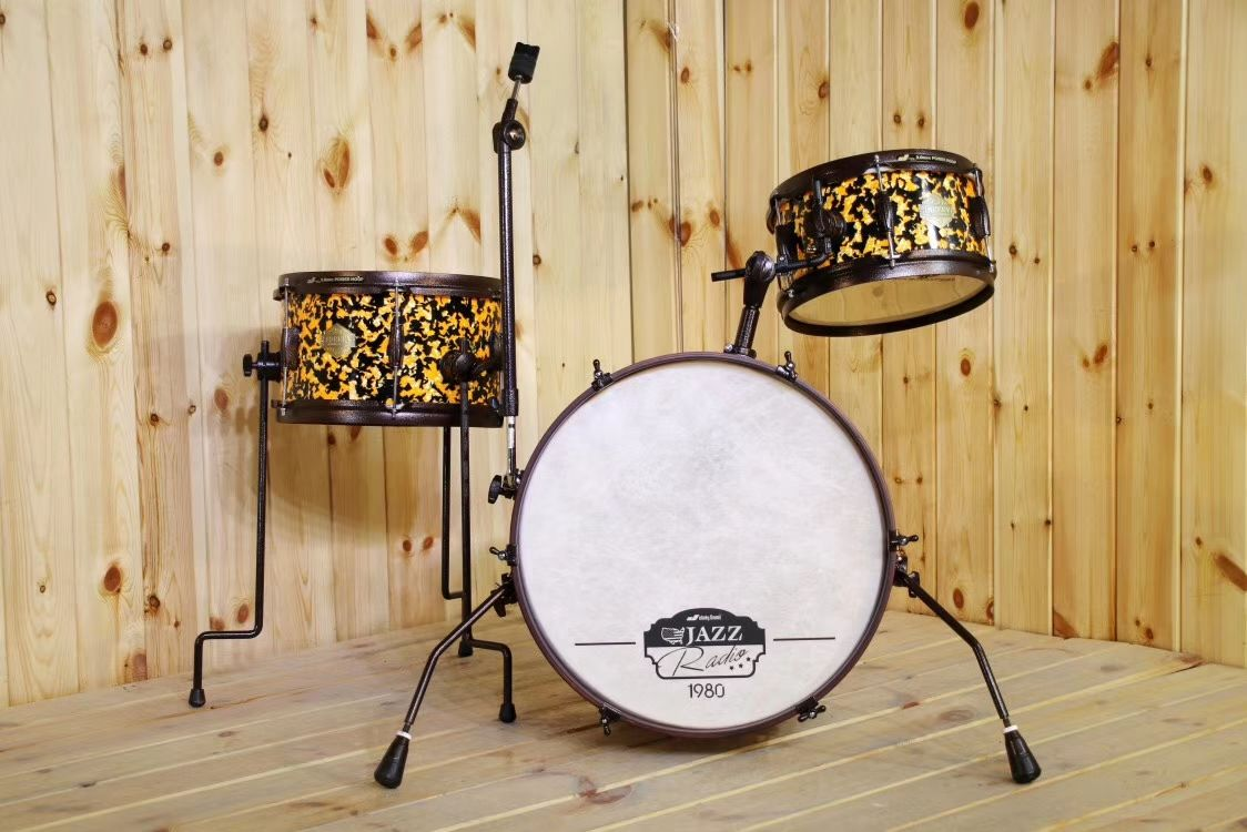 Mini PVC Drum Set