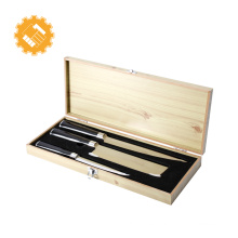 Cuchillo japonés de alta calidad de la cocina 3pcs
