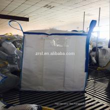 Big container Bag 1500kg super sacks for construction , industry use bag