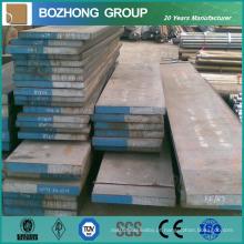 Placa de aço de ferramenta de trabalho quente DIN1.2312 GB3cr2mo