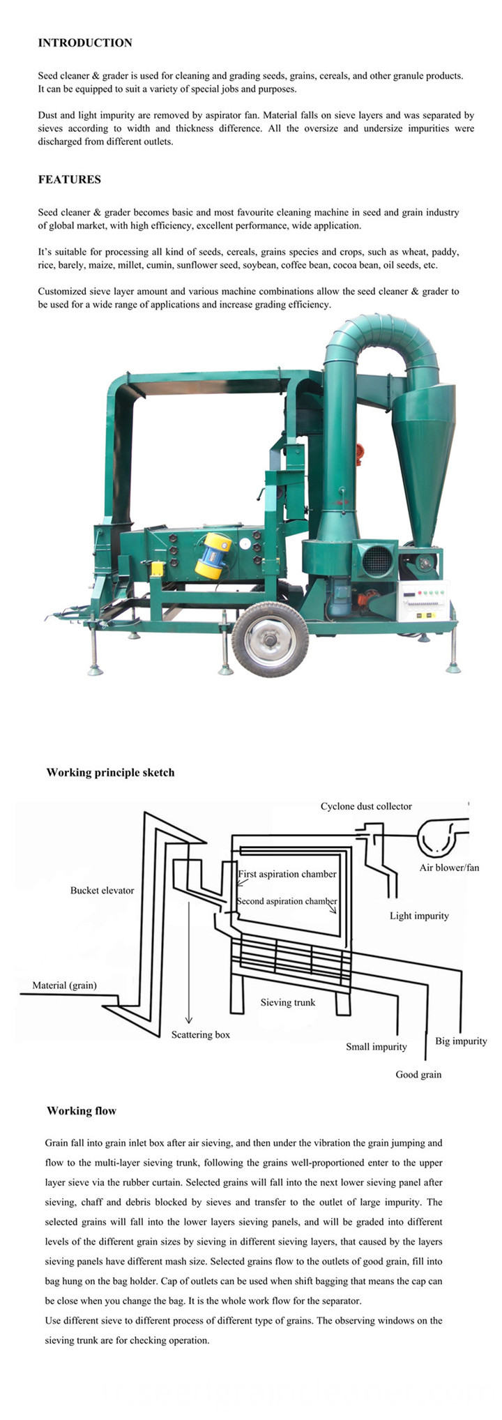 Seed Cleaning Machine (1)