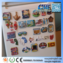 Refrigerator Magnet World City Fridge Magnet