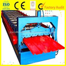JCX IBR Metall Dach Blech Umformmaschine / Dachziegel Maschine