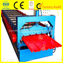 JCX IBR Metal Roof Sheet Roll Forming Machine/Roof Tile Making Machine