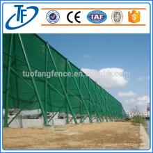 Polyester Wind oder Staub Netz PVC beschichtet Mesh
