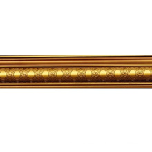 7cm European Artistic Mould Golden Cornice House Decoration