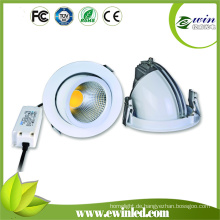 COB LED Downlight Ausschnitt175mm 26W drehbare LED Downlight